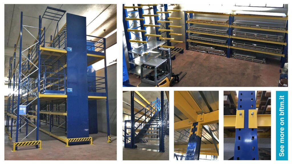 New warehouse for a company specialized in air conditioning systems